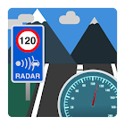 Speed Cameras Spain - Alerts icon