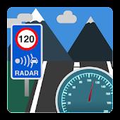 Speed Cameras Spain - Alerts