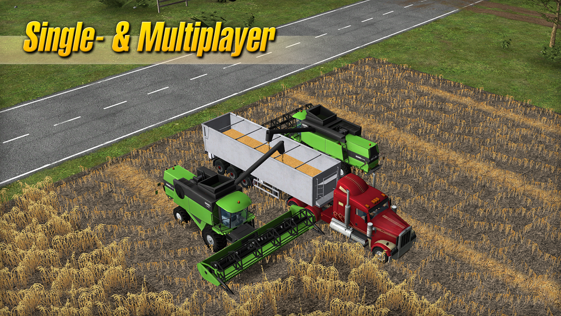 farming simulator 14 applications android sur google play. Black Bedroom Furniture Sets. Home Design Ideas