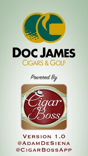 Doc James Cigars Golf