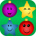 Smileys Christmas Wallpaper icon