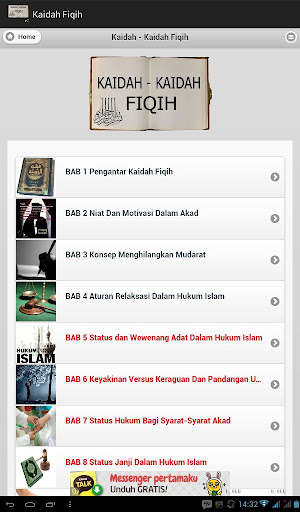 Kaedah fiqh - Share and Discover Knowledge on LinkedIn SlideShare