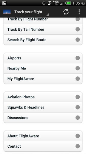 Flight Planner and Tracker