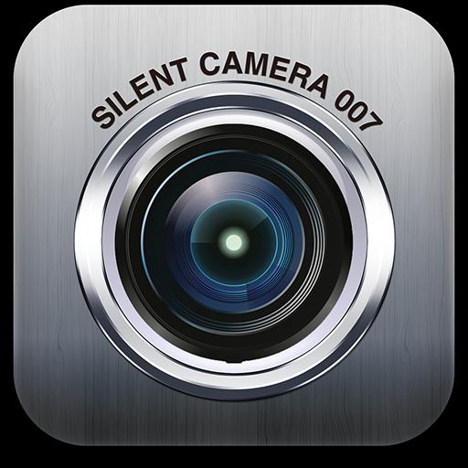 娛樂App Silent Camera 007 LOGO-3C達人阿輝的APP