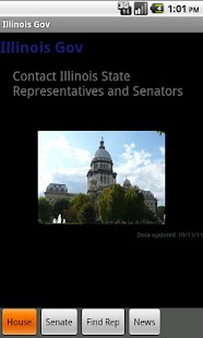 Illinois Government- screenshot thumbnail