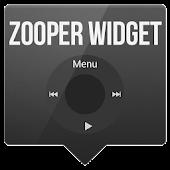 mPOD - Zooper Widget Skin