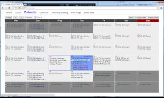 Screenshot of VCOrganizer Tab