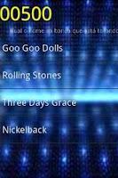 Screenshot of Music Dare