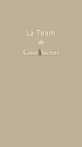 Team Coins Secrets