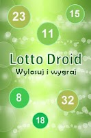 Screenshot of Lotto Droid PL