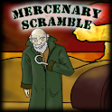 Mercenary Scramble logo