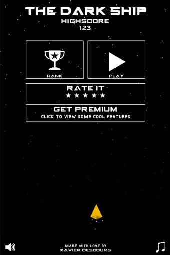 The Dark Ship Premium