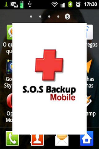 Backup full: SOS Backup Mobile