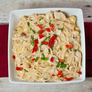 Luby's Chicken Tetrazzini