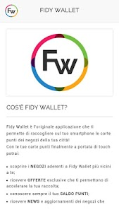 Fidy Wallet - Carte fedeltà screenshot 5