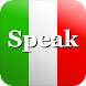 Speak Italian icon