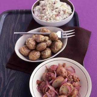 Warm German Potato Salad.