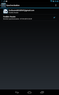 Feedbin Reader BETA- screenshot thumbnail