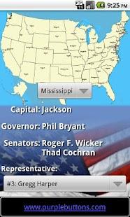 Free US Citizenship Test 2015- screenshot thumbnail