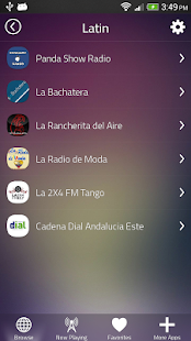 Cool Radio Stations- screenshot thumbnail