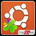 Go Ubuntu Launcher EX Theme icon