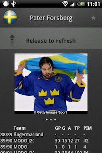 EliteProspects - screenshot thumbnail