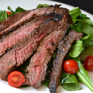 Jamaican Jerk Skirt Steak
