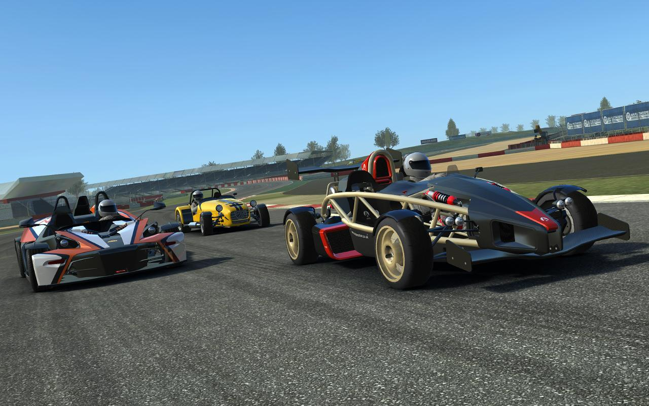 Real Racing 3 - screenshot