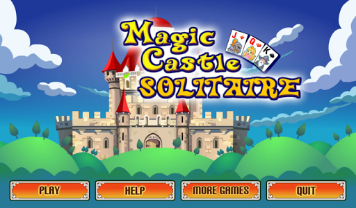 Magic Castle Solitaire Free