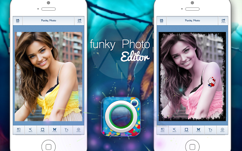 Funky Photo Effects Editor Pro