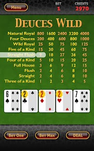 Vegas Video Poker HD - screenshot thumbnail