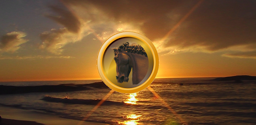 Horse Head Clock APK