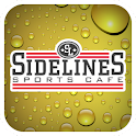 Sidelines Sports Bar logo