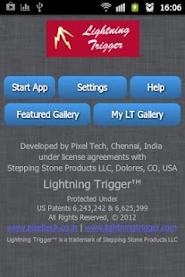 Lightning Trigger™ App - screenshot thumbnail