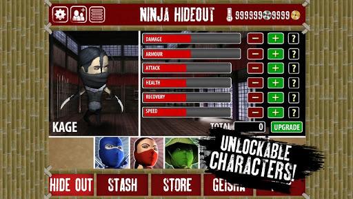 Finger Ninjas: Zombie Stri ...