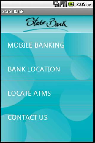 State Bank Freeport - screenshot