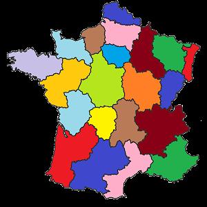 Régions de France – Quiz for PC and MAC