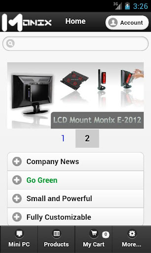 Monix PC