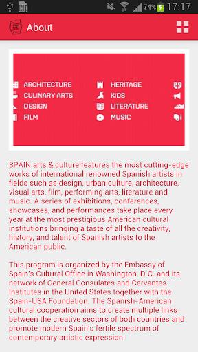 Arts Culture Spain