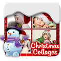 Christmas Collage:Pic Stitch icon