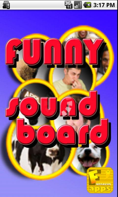 Funny Soundboard - screenshot