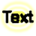 Simple Text Widget icon