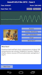 ACLS Sim 2012 - screenshot thumbnail