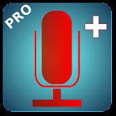 Sound Recorder + Pro