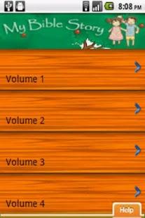 My Bible Story Volume 1 - 5- screenshot thumbnail