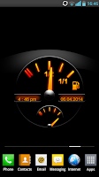 Screenshot of Gasoline - Live Wallpaper Pro
