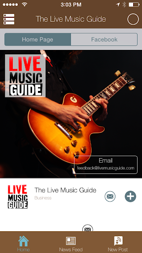 Live Music Guide