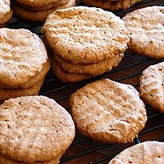 Great Grandma's Peanut Butter Cookies.