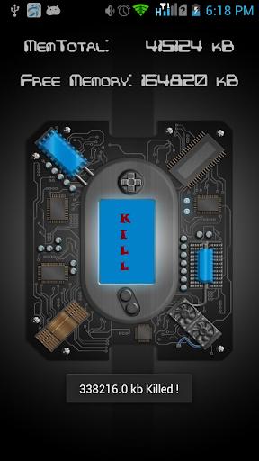 Task Killer - RAM Booster