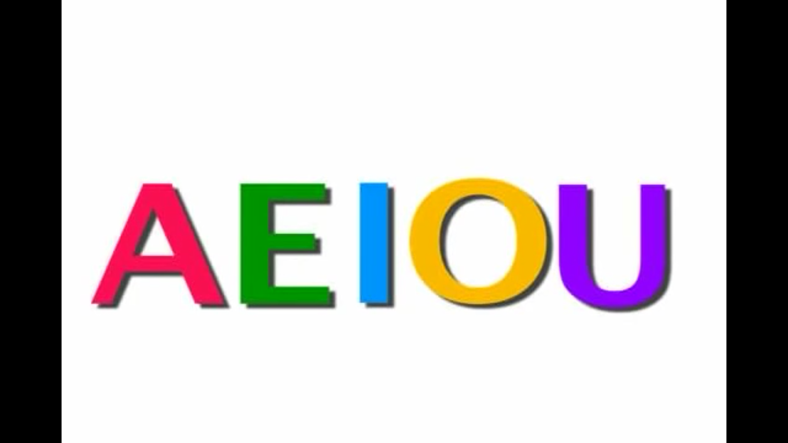 AEIOU Song Spanish - Android Apps on Google Play